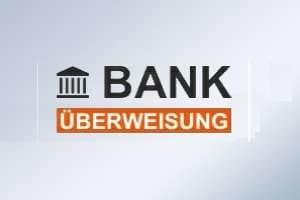 zahlungsmethode banküberweisung