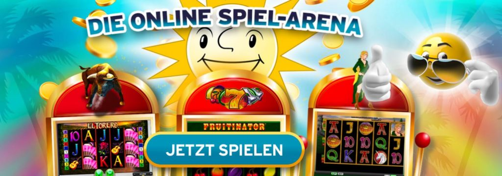 sunnyplayer casino merkur